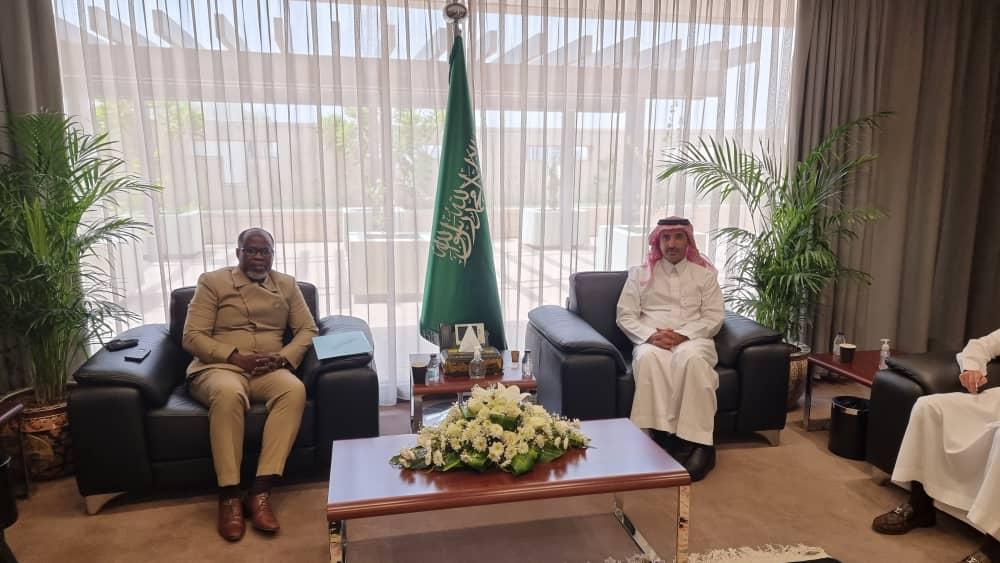 Take advantage of AfCFTA opportunities and invest in Ghana - Ambassador urges Saudi businesses