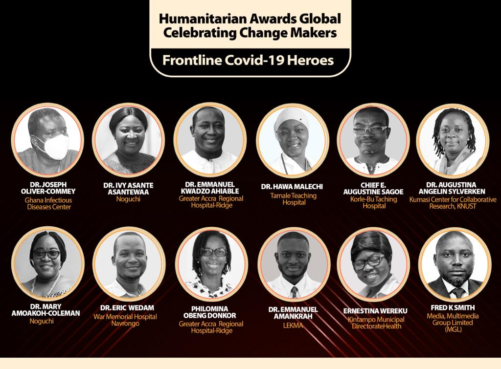 Multimedia Group's Fred Smith to be honoured by Humanitarian Awards Global