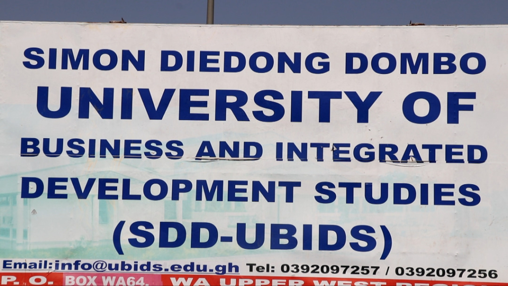 UW residents unhappy with happenings at SDD-UBIDS - Minister tells governing council