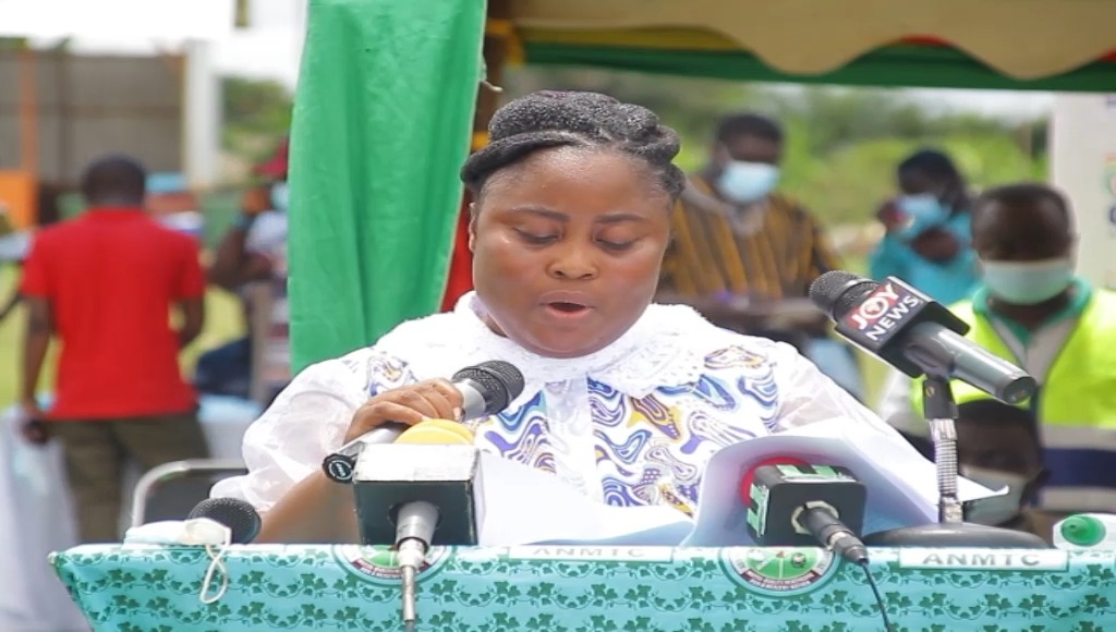 Communication Ministry reiterates desire to equip youth through ICT infrastructure