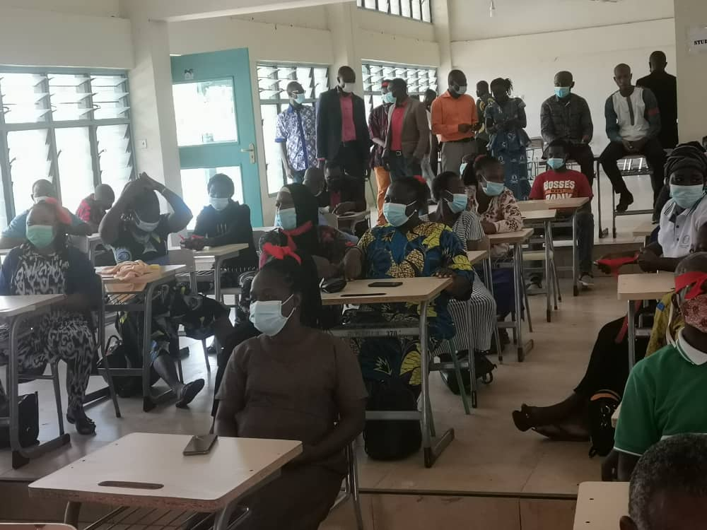 Workers Union of SDD-UBIDS embarks on industrial strike action