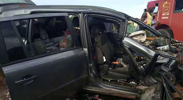 Pregnant woman, six others injured in Zebilla car crash