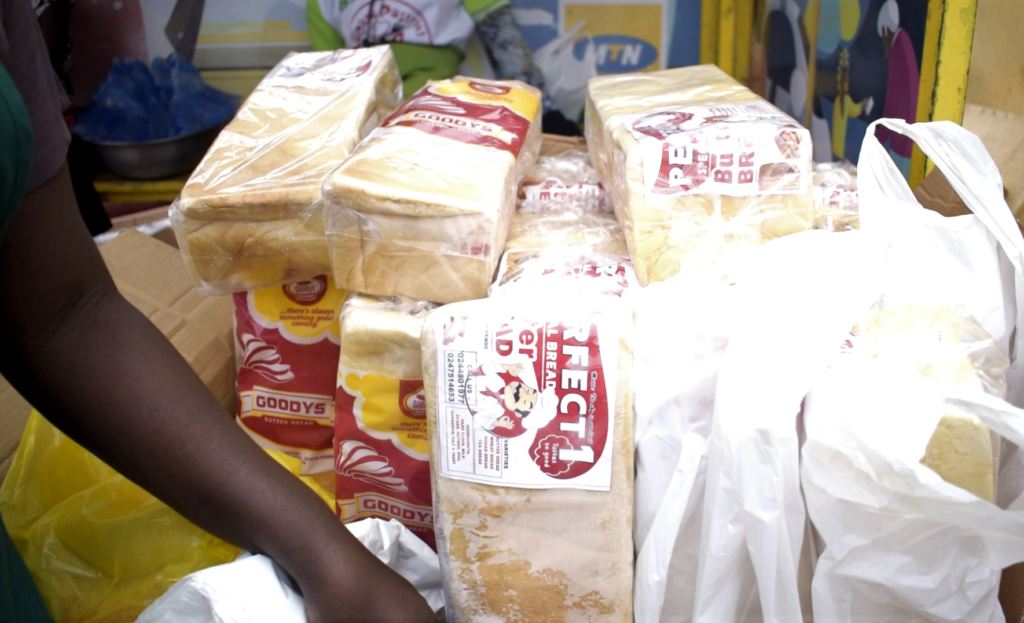 Bread retailers in Kumasi bemoan difficulty in selling at new prices