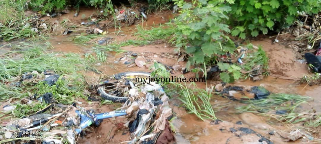Heavy downpour claims one life in Savannah Region