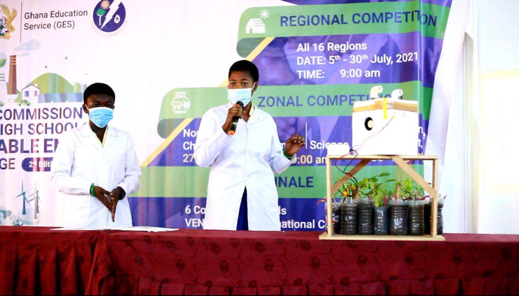 General Arts Students lead Gyaama Pensan Senior High to win Northern Zone Renewable Energy Challenge