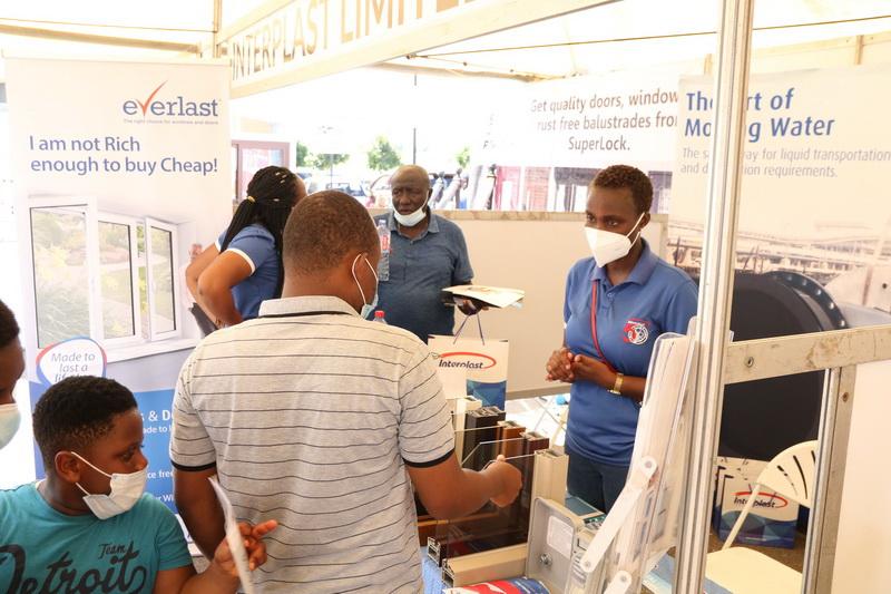 Photos : Second Ecobank-JoyNews Habitat Fair Mini Clinic opens at West Hills Mall