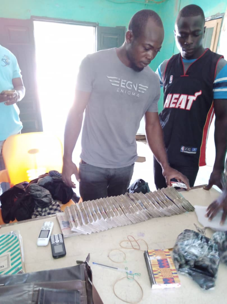 2 Burkinabes apprehended in Northern Region for illegally entering Ghana