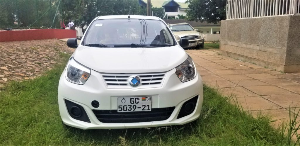 Ghana's Electric Cars Transition: Combating Climate Change 'Trotro' Way