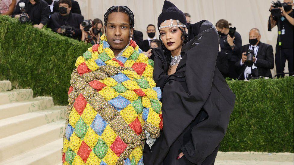 Met Gala 2021: Celebrities show off lavish outfits in New York