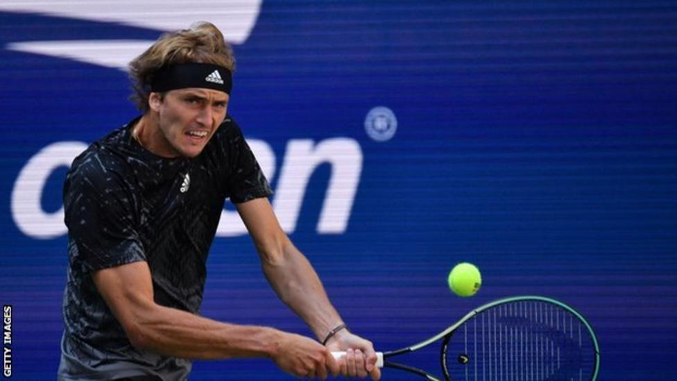 US Open 2021: Novak Djokovic & Alexander Zverev coast to wins in New York