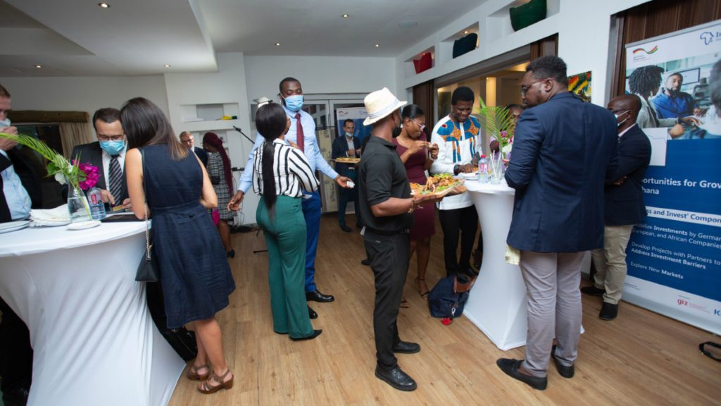 German businesses in Ghana: Investors share success stories under the Special Initiative on Training and Job Creation programme