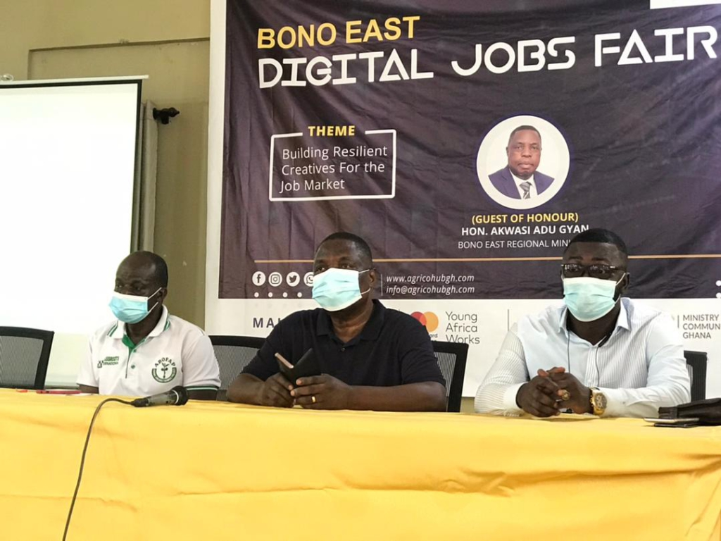 Develop innovative technological ideas to help compete in current digital dispensation - Bono East Minister to entrepreneurs