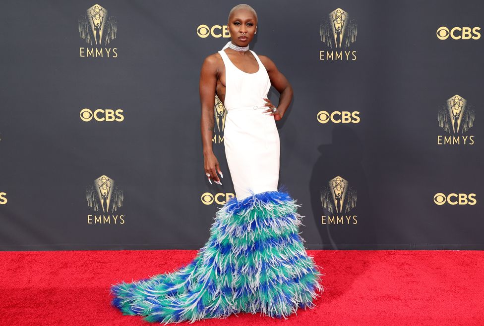 Emmy Awards 2021: The red carpet looks in pictures