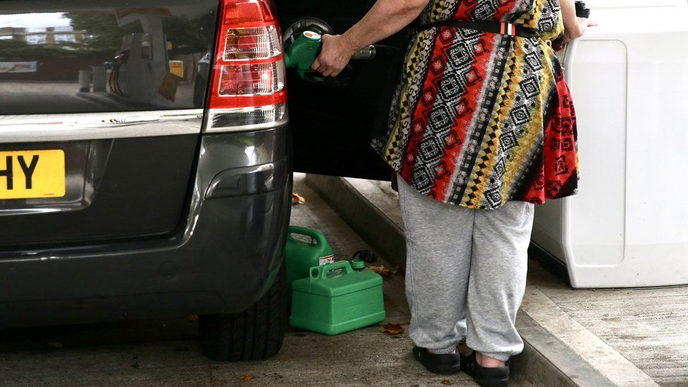 Petrol supply: Army put on standby to ease fuel crisis