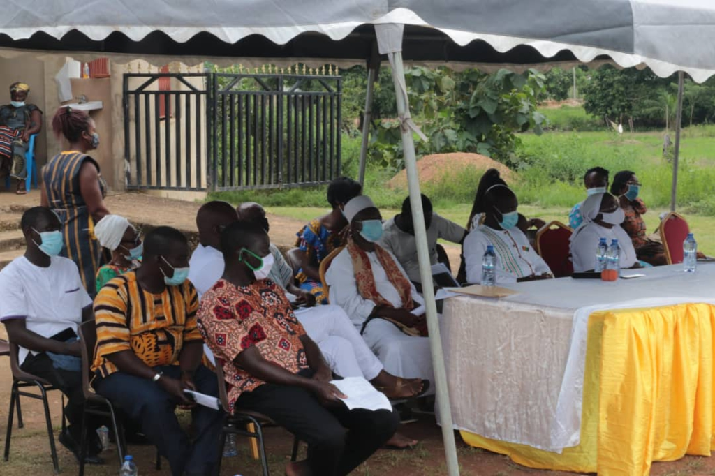 Child Labour: Catholic Bishops Conference in Jasikan Diocese dialogue with stakeholders