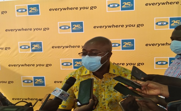 Exciting times for MTN stakeholders as it launches 2021 Ashantifest