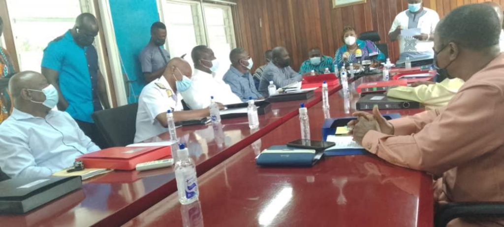 Newly constituted Fisheries Commission Board tasked to end illegal fishing