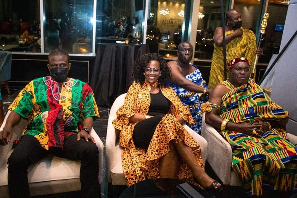 Mark Okraku-Mantey leads Ghana's delegation to maiden United Nations International Day for People of African Descent