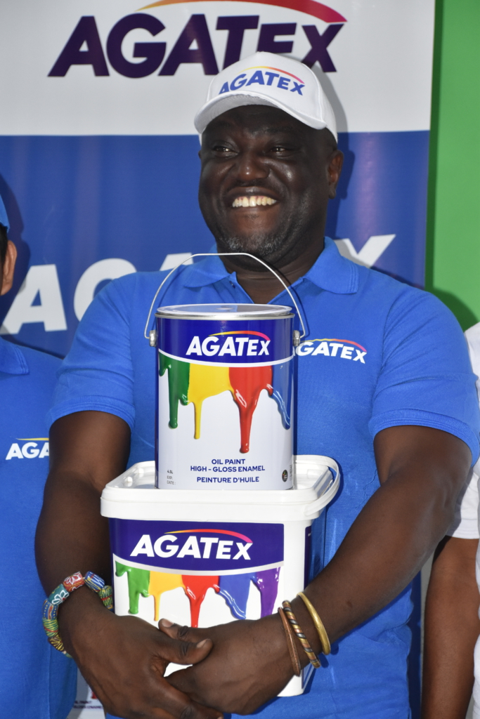 First Ghanaian paint brand, Agatex Paints to address growing demands for affordable paint commodities