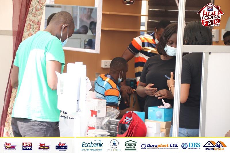 2nd Mini Clinic of 2021 Ecobank JoyNews Habitat Fair comes off at West Hills Mall tomorrow