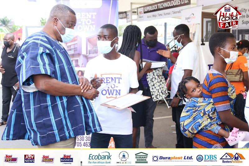 Ecobank JoyNews Habitat Fair: consumers applaud Multimedia for its contribution to solving housing deficit