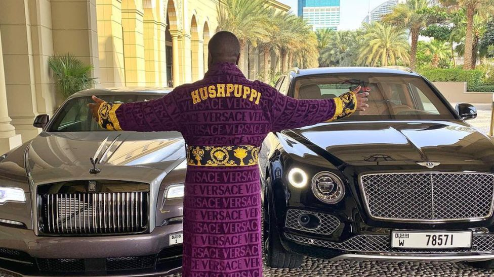 Hushpuppi - the Instagram influencer and international fraudster