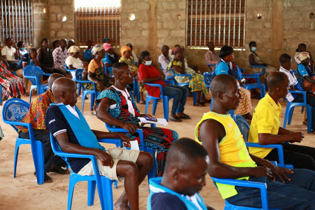 Cocoa Farmers in Western North Region decry unfair implementation of cocoa rehabilitation programme