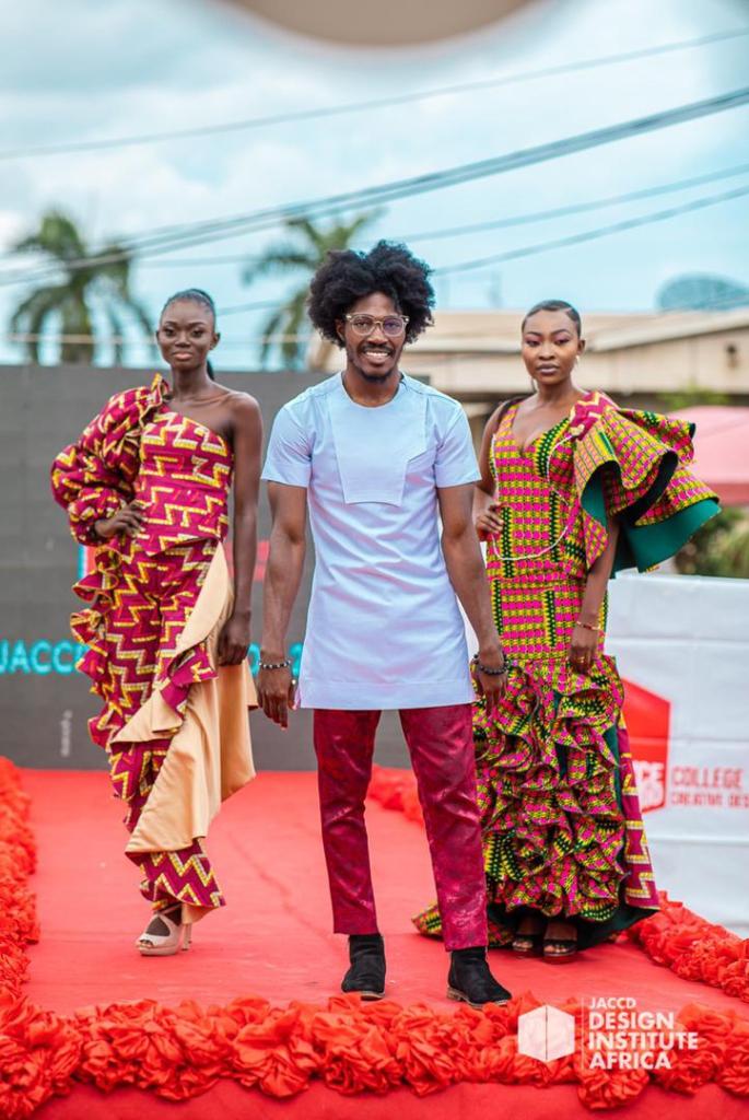 JACCD Design Institute Of Africa outdoors 317 designers
