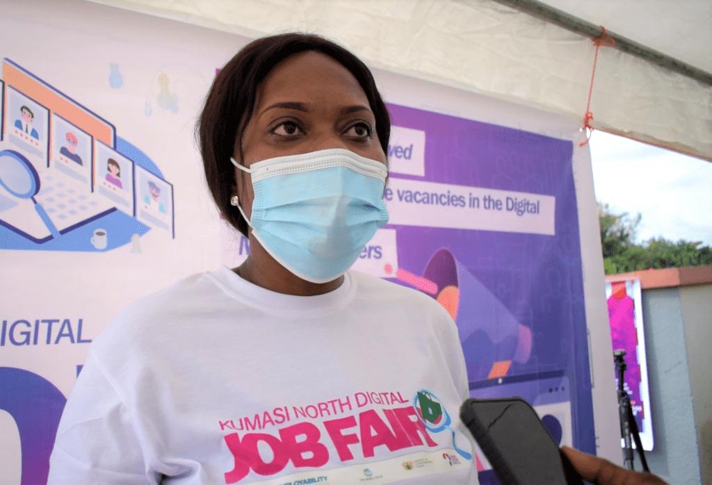 2021 Kumasi North Job Fair to focus on innovations on the digital space