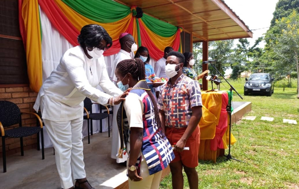 Don't be in a hurry to be successful - Most Rev. Gyamfi urges youth