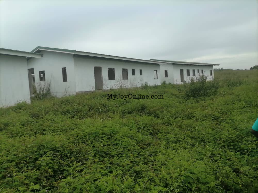 Hospital project meant for healthcare rather impeding development in Kumawu - Chief