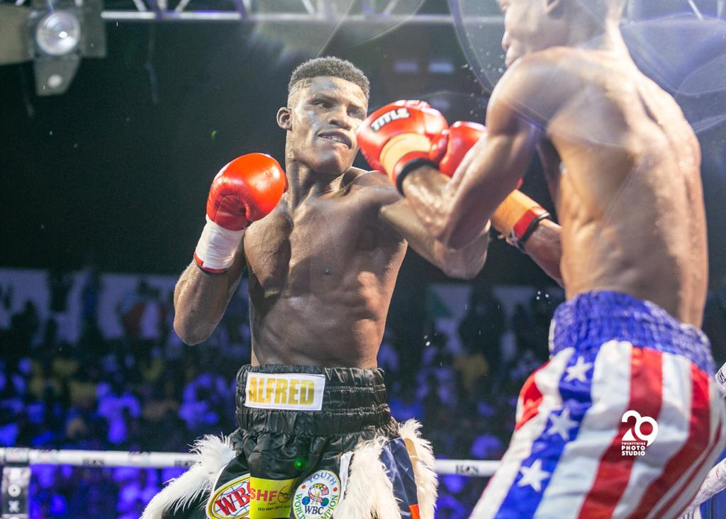 How Lamptey became the WBO's first Youth champion