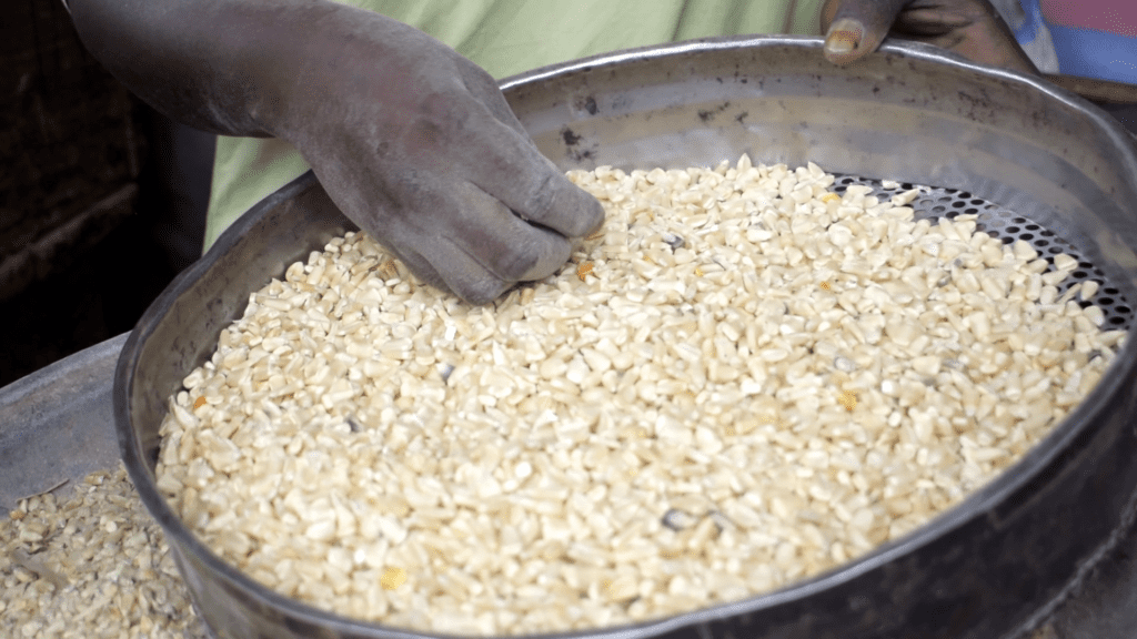 Food prices on Kumasi market now relatively stable