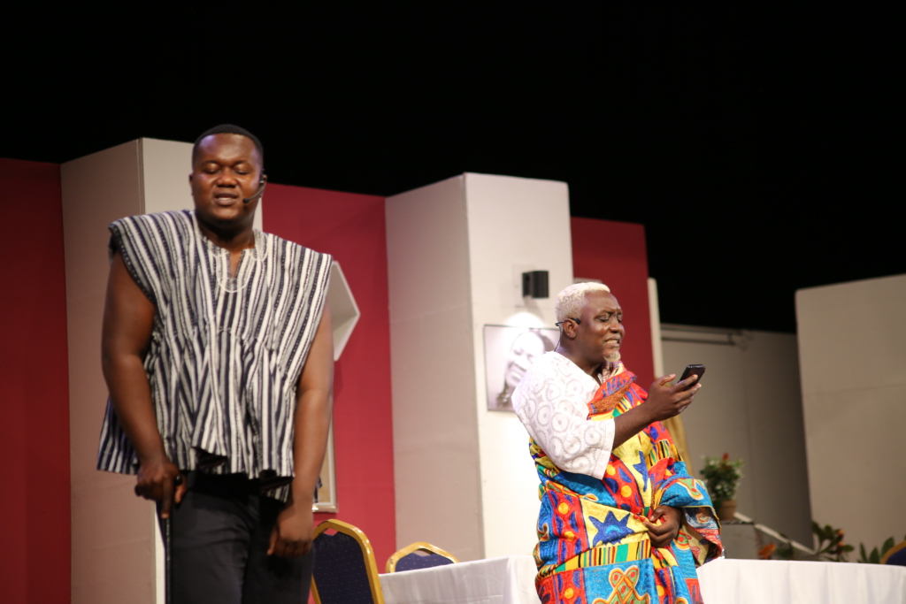 Ebo Whyte's play 'Devil's Wife' leaves Ghanaians thankful for reopening of theatres
