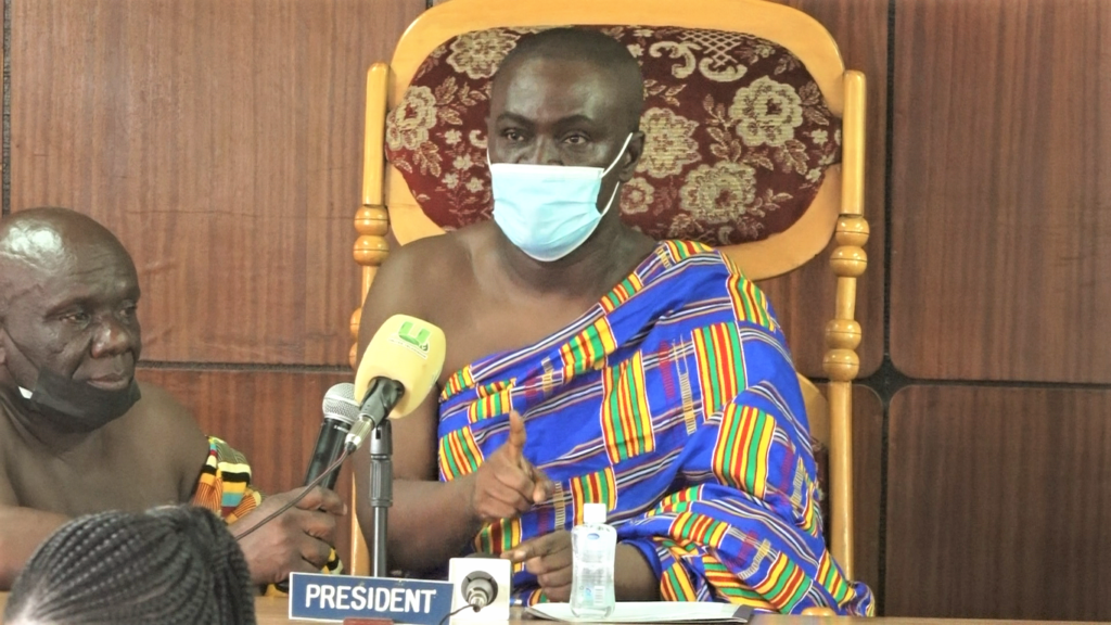 Mahama urges chiefs to call out NPP government on abandoned projects