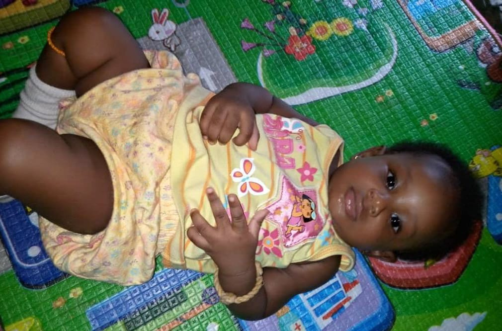 How a 22-year-old woman lost her baby and a leg