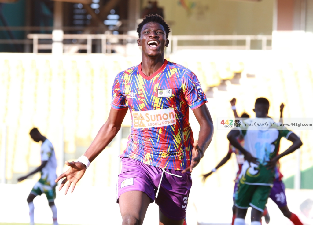 CAF CL: Hearts see off CI Kamsar thanks to two late goals