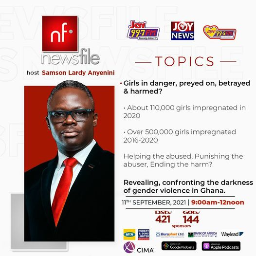 Playback: Newsfile special edition discusses surge in teenage pregnancy, child abuse