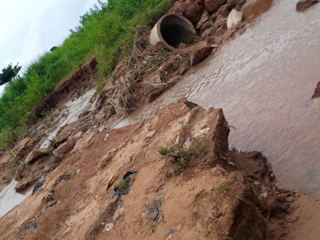 Four districts cut off, farms destroyed by floods in Upper West Region