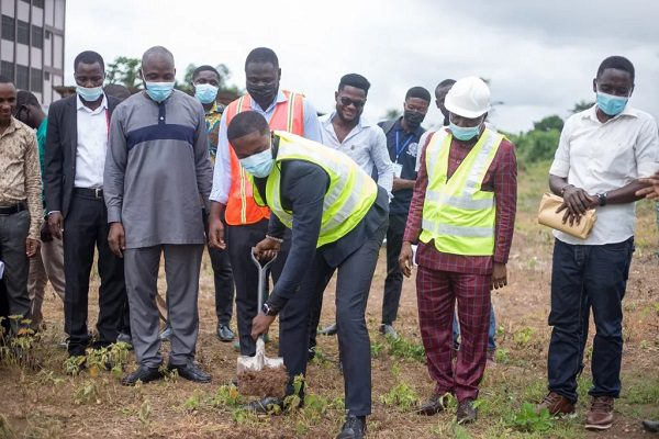 Vice Chancellor of University of Energy and Natural Resources calls for resumption of work on stalled GETFund projects