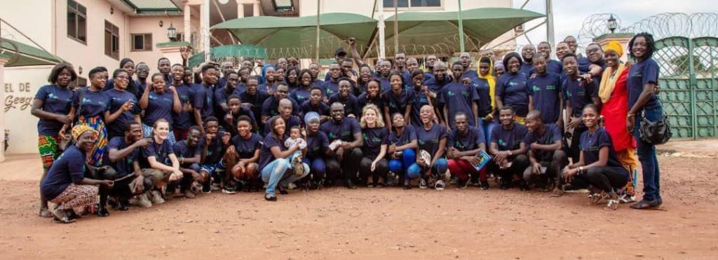 UK based school teacher shortlisted for $1 million award for promoting education in Ghana