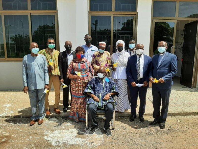 Upper East Health Committee inaugurated in Bolgatanga