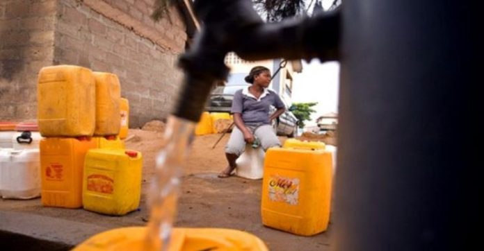 Achimota, Korle-bu, Abeka Lapaz and other areas in western part of Accra to experience interruption of water supply