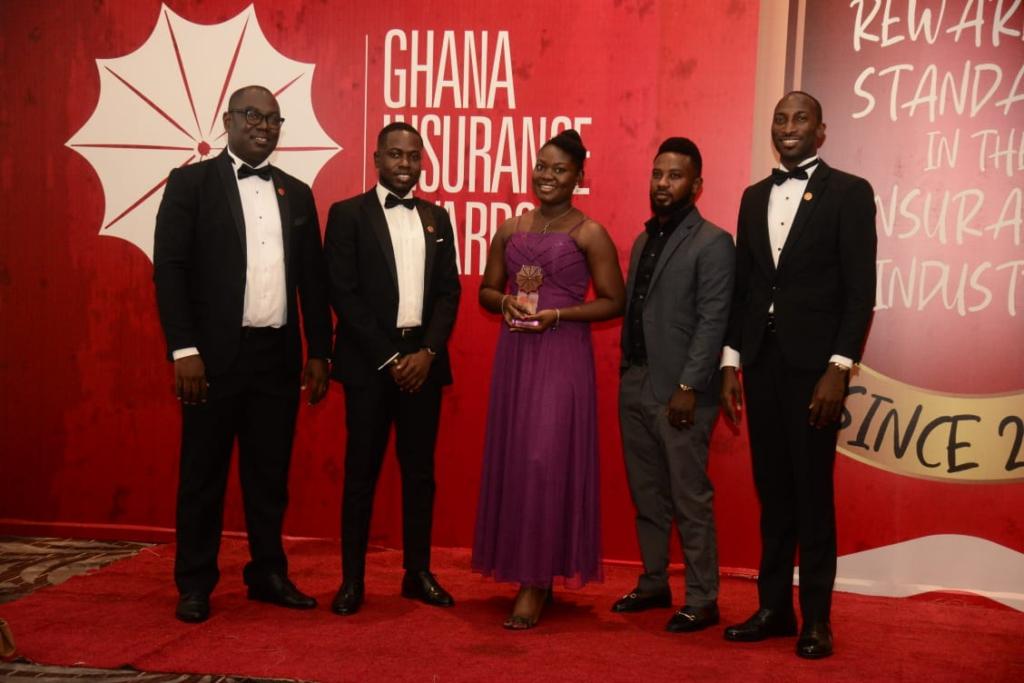 BIMA wins Mobile Insurance Leadership Award at 2021 Ghana Insurance Awards