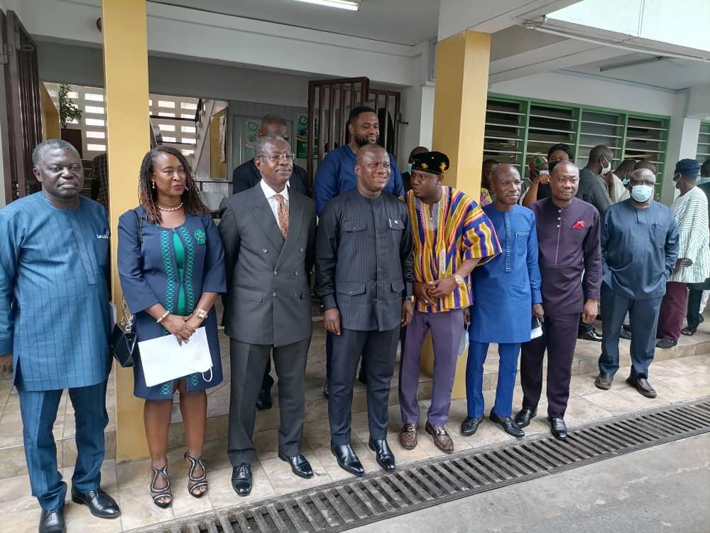 Ghana to become a hub for iron and steel investment - Farouk Aliu Mahama