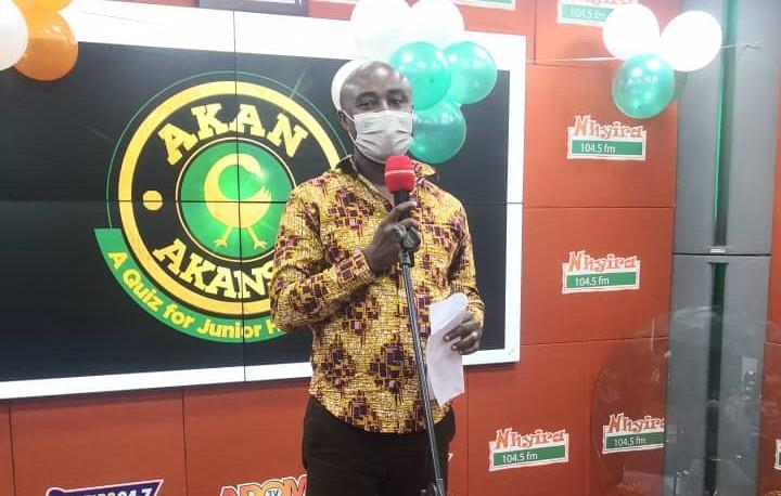 Nhyira FM launches maiden 'Akan Akansie' for junior high schools