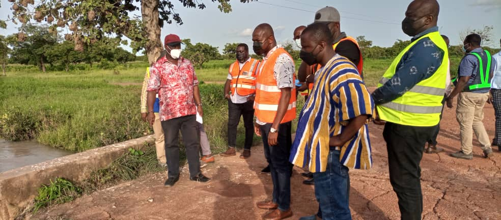 Roads Minister hints of redesigning Tamale roads