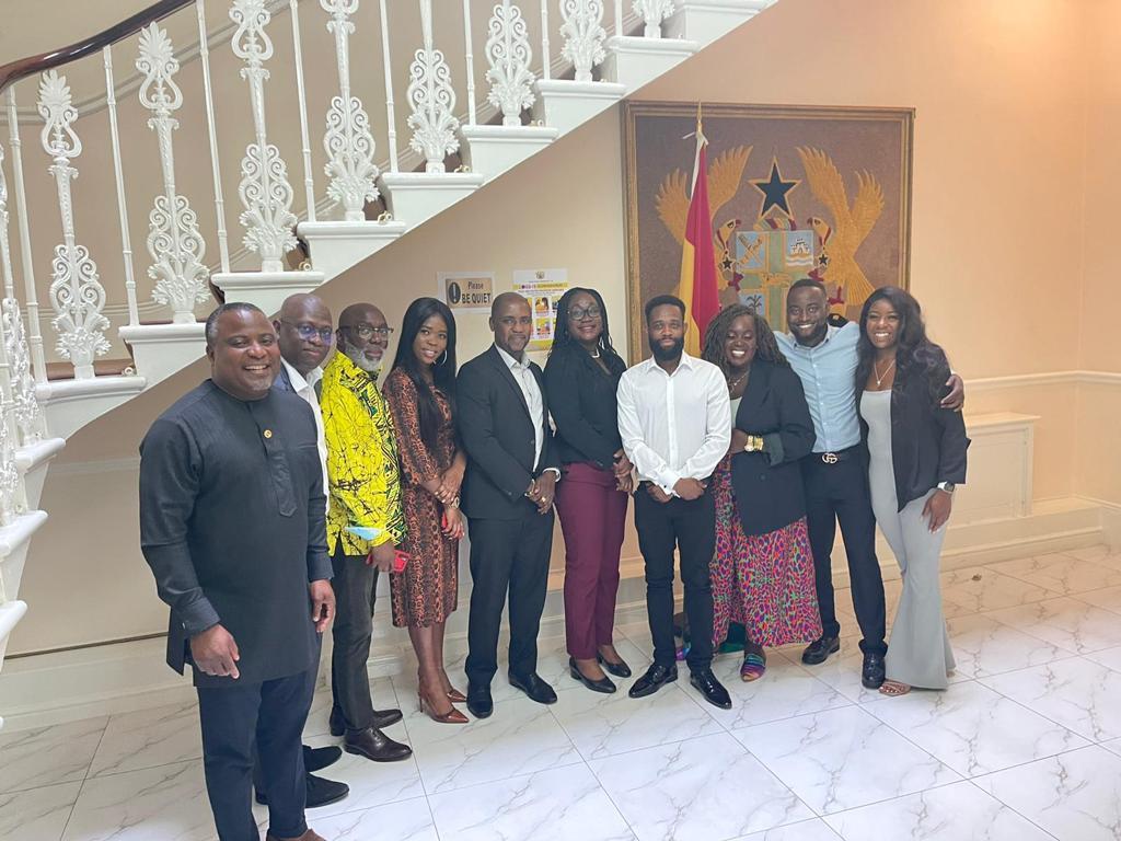 Papa Owusu-Ankomah to launch Made in Ghana-UK Festival in London