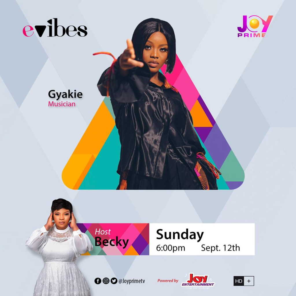 Gyakie touts her mother's role in driving her career