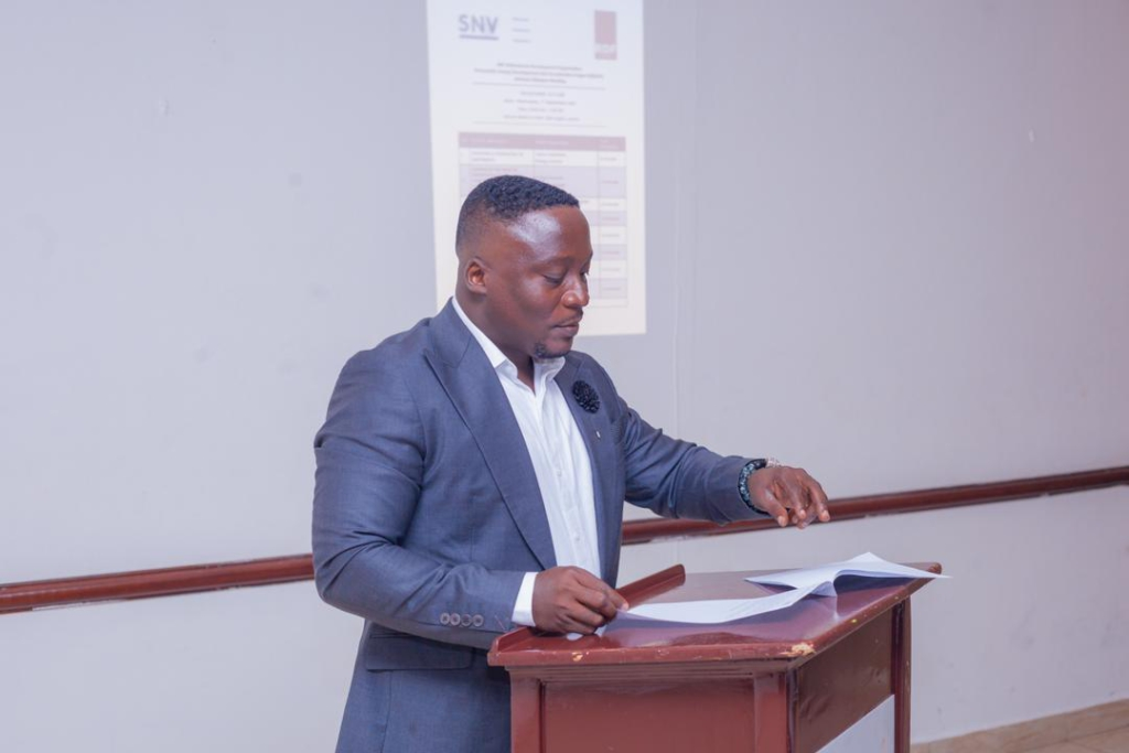 SNV Ghana organizes business dialogue meetings for stakeholders in renewable energy sector